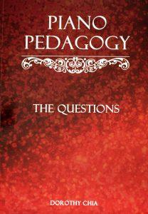 Piano Padegogy - Questions